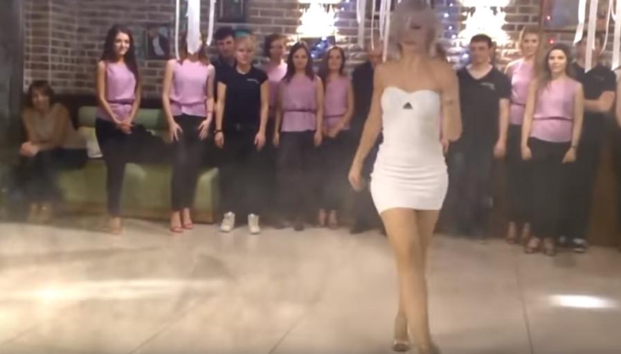 ВИДЕО: Мужчины, глядя на этот танец, теряют разум!